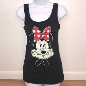 Minnie Mouse Tank Top NWOT
